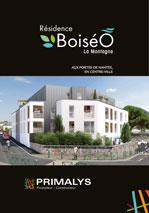 Brochure Residence Boiséo Primalys