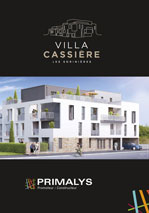 Brochure Villa Cassière Primalys
